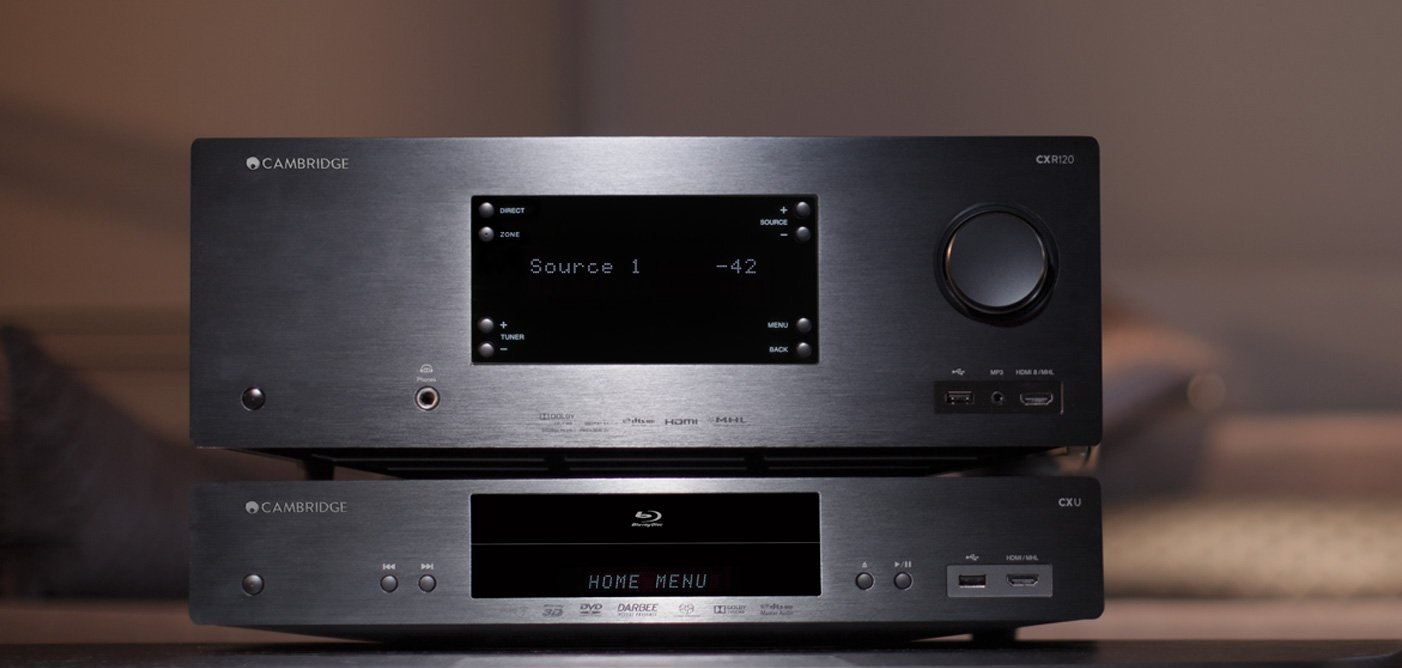 The major difference between an integrated amplifier and AV receiver is that the receiver does all that an amplifier does